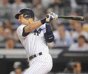 Single Again, New York Yankees' Derek Jeter is Playing the Field