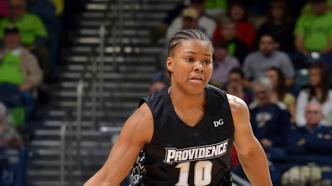 NCAA Womens Basketball: Providence at Notre Dame