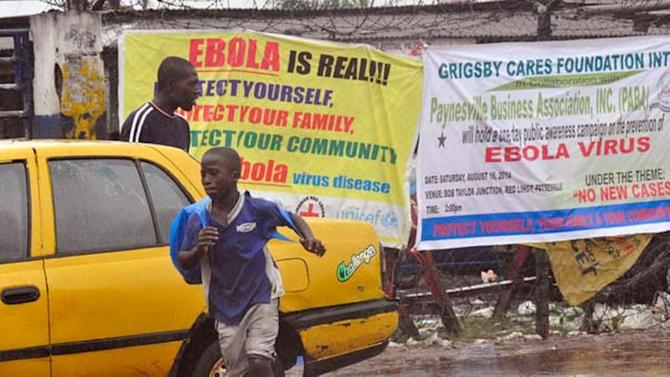 Liberia: Ebola fears rise as clinic is looted