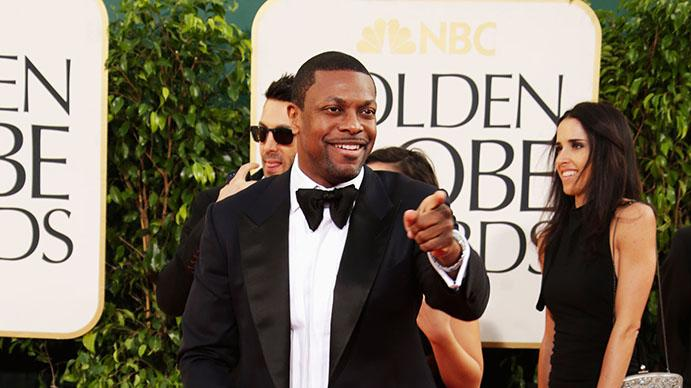 70th Annual Golden Globe Awards - Arrivals: Chris Tucker