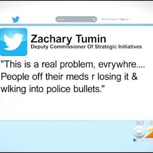 NYPD Deputy Commissioner's Tweet Draws Ire On Social Media