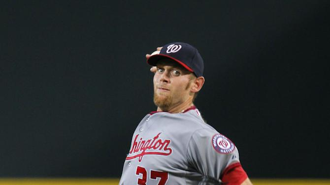 Nats beat Braves 4-2 to close in on NL East title