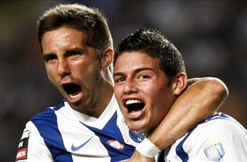 Monaco pays 70 million euros for Porto pair