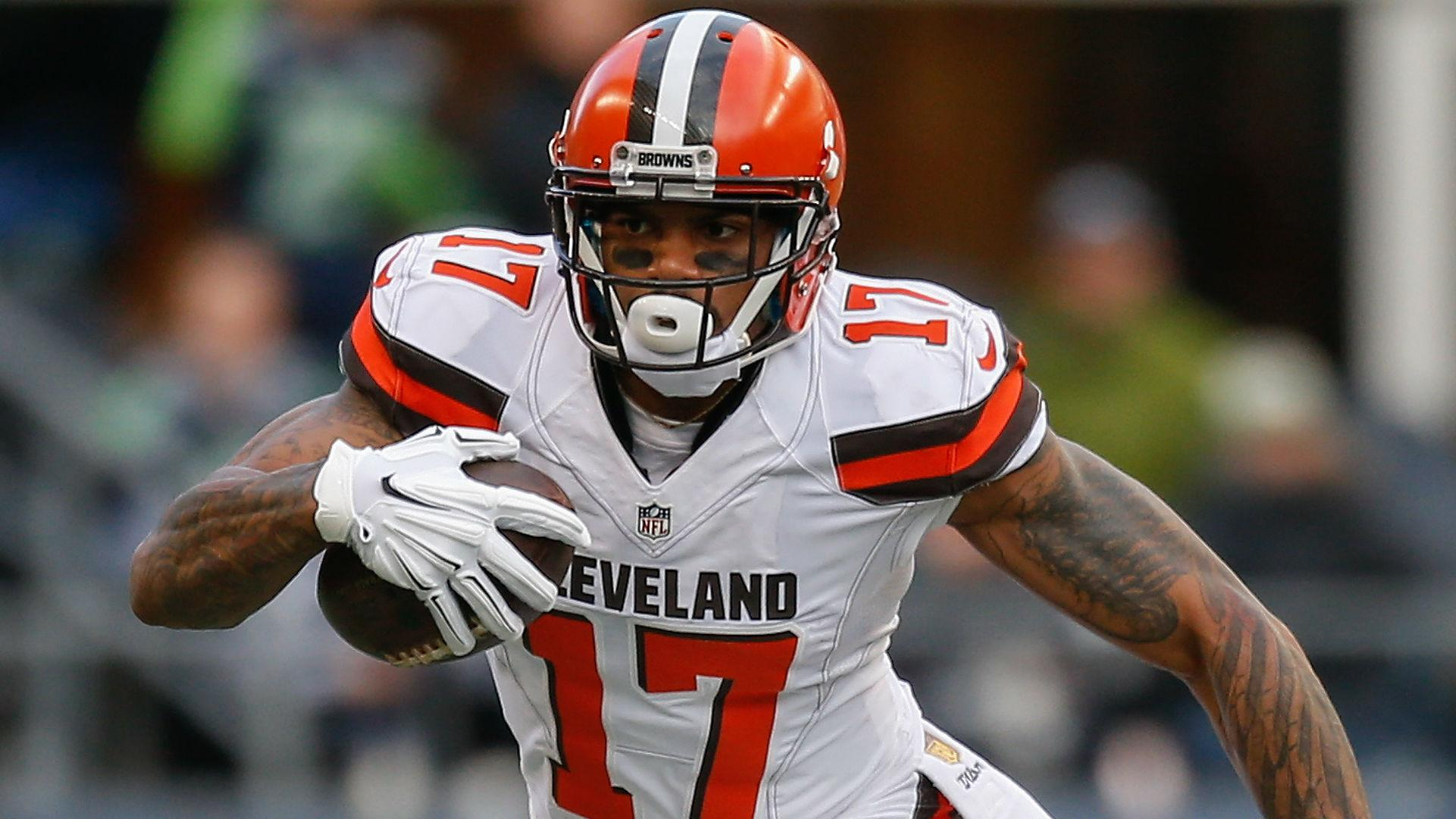 Converted WR Terrelle Pryor has ambitious goals for 2016
