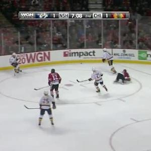 Carter Hutton Save on Marcus Kruger (12:52/2nd)