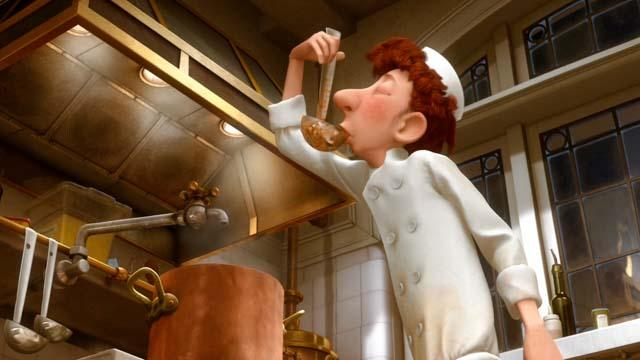 'Ratatouille' 9-Minute Preview
