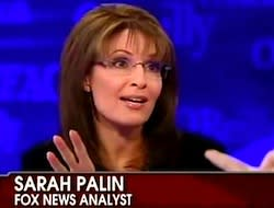 Sarah Palin Praises Media For Coverage of Martin Bashir Comments About Her