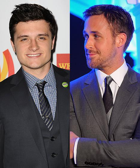 Josh Hutcherson: I Named My Dog After Ryan Gosling