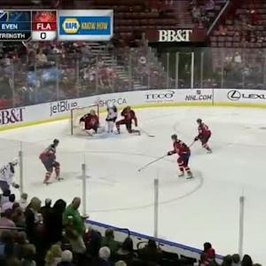 Roberto Luongo Save on Matt Moulson (00:31/2nd)