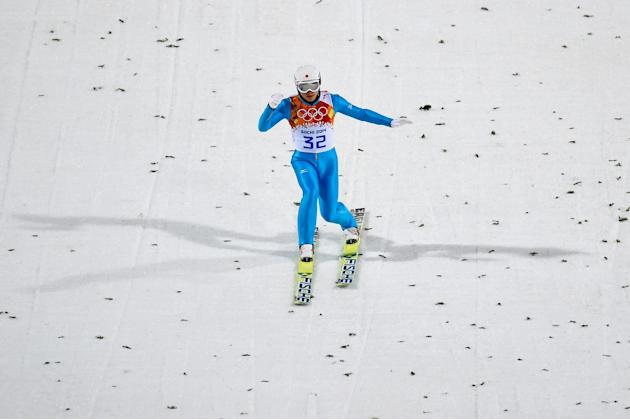 Ski Jumping - Winter Olympics Day 7