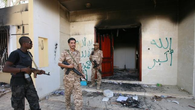 House Republicans Ruin the Dreams of Benghazi Conspiracy Theorists