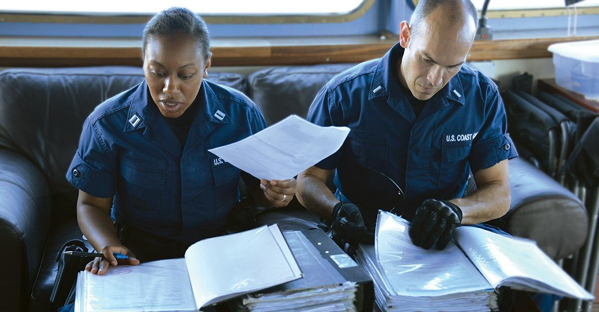 Coast Guard Officer Opportunities