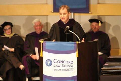 Concord Law School Celebrates 19th Graduation