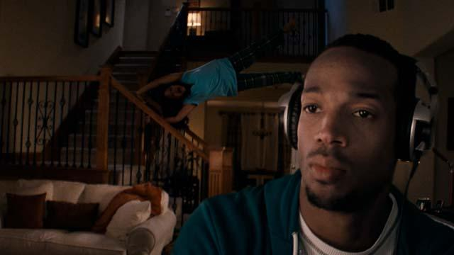 'A Haunted House' Clip: Ghost Attack