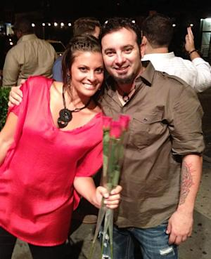 *NSYNC's Chris Kirkpatrick Is Engaged to Girlfriend Karly Skladany!
