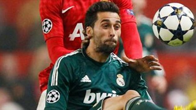 Arbeloa back to full training