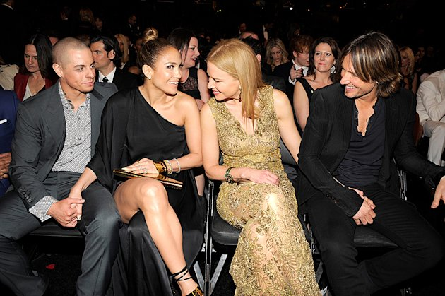 Jennifer Lopez, Nicole Kidman, Keith Urban