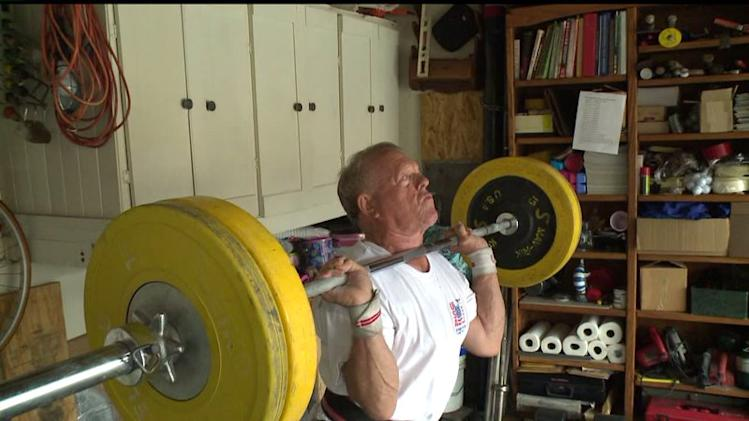 Solana Beach Man Holds Weightlifting Record In His Late Seventies