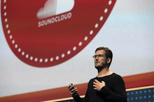 Berlin's SoundCloud CEO Alexander Ljung attends the …