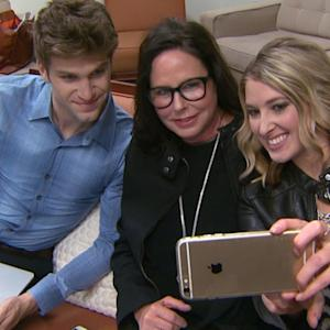 EXCLUSIVE! 'Pretty Little Liars': Behind-the-Scenes of the Social Media Phenomenon