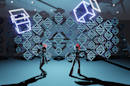 Behind the scenes with a $70,000 virtual reality rock opera starring self-aware robots