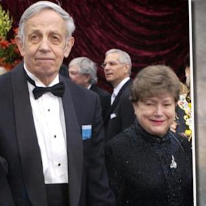 "Tributes pour in for ""Beautiful Mind"" mathematician John Nash and wife"