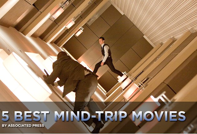 5 Best Mind Trip Movies 2010 Gallery Title Card