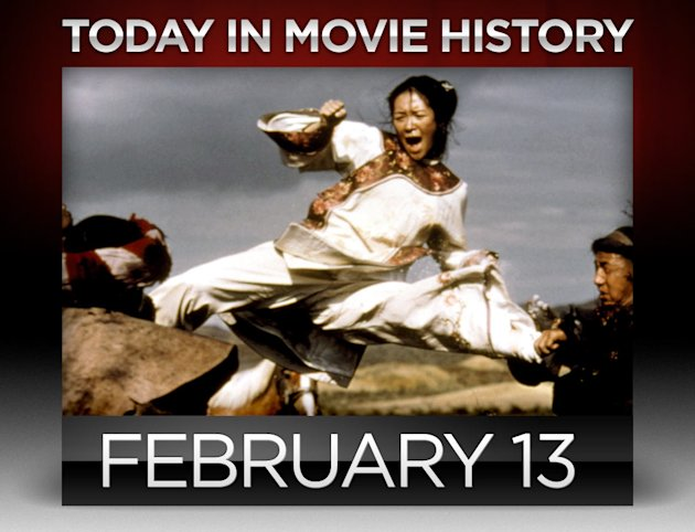 Today in movie history, february 13