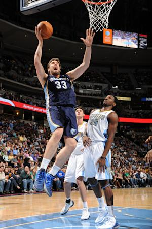 Mayo scores 22 to lead Grizzlies past Nuggets