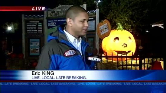 World's largest Halloween party at Louisville Zoo