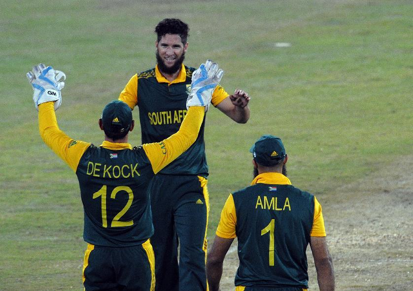 South Africa comfortable to be among cricket World Cup favourites