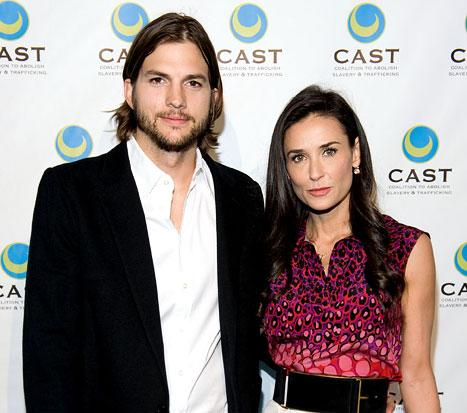 Ashton Kutcher Files for Divorce from Demi Moore Year After Split