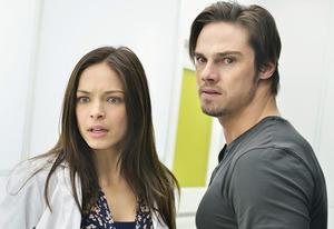 Kristin Kreuk, Jay Ryan | Photo Credits: Ben Mark Holzberg/The CW