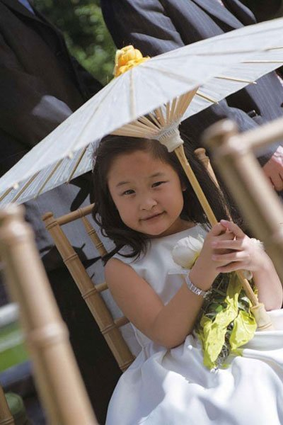 15. Cutest Bridal Party Members