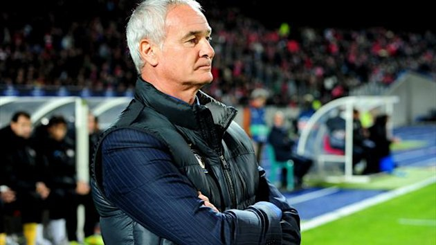 Claudio Ranieri, pictured, signed Frank Lampard during his time as Chelsea boss