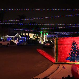 Christmas light fight unites neighbors against Calif. county rules