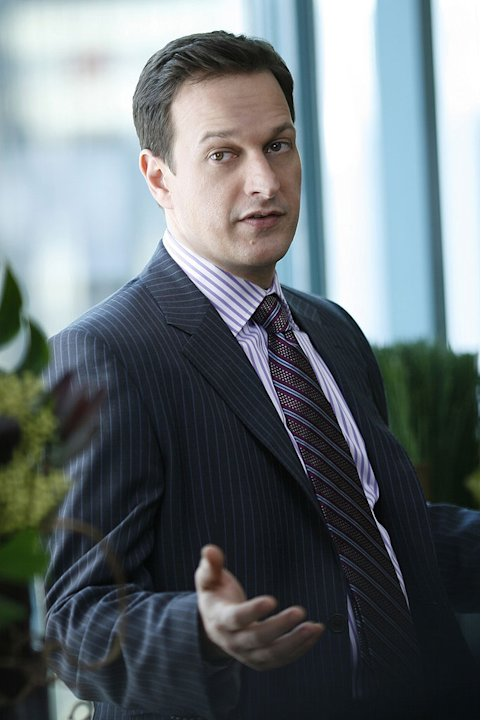 "Josh Charles stars as Will Gardner in ""The Good Wife."""