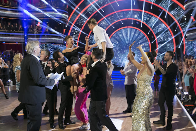'Dancing With The Stars' Finale Ratings Down From 2014, 'Chicago Med' OK In Week 2