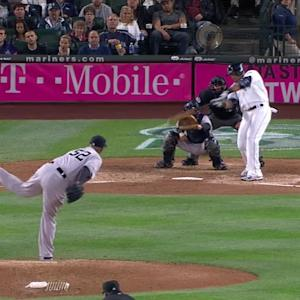 Cruz's RBI single
