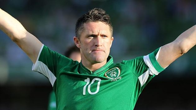 Ireland striker Robbie Keane recently signed a two-year contract extension with LA Galaxy