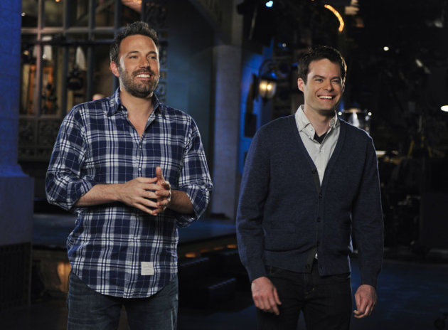 Ben Affleck hosts the twenty-first episode of &quot;Saturday Night Live&quot; Season 38.