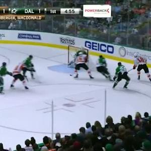 Flyers at Stars / Game Highlights