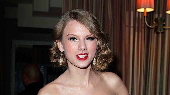 Taylor Swift Vanity Fair Prty