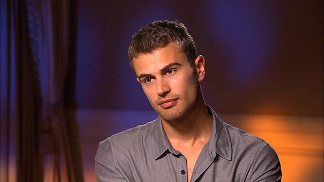 Theo James: Is He Ready To Be Called A 'Heartthrob'?