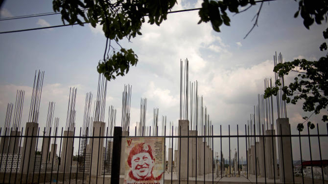 Outside Caracas, Chavismo's unfulfilled promises