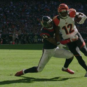 'Inside the NFL': Cincinnati Bengals vs. Houston Texans highlights