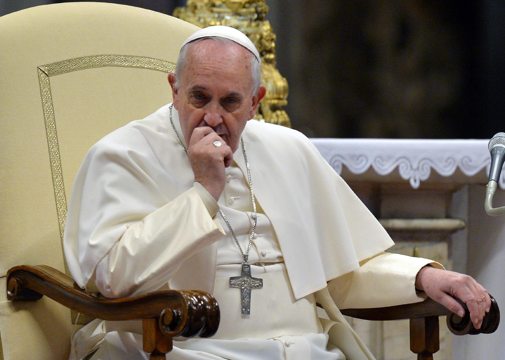 Pope says will not be around in 10 years