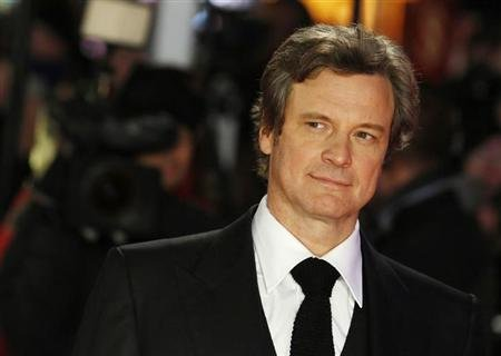 A Minute With: Colin Firth from royal to ordinary