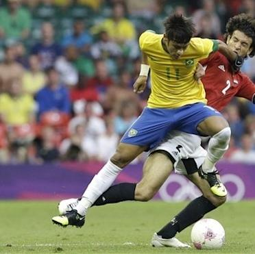 Brazil beats Egypt 3-2 in men's soccer The Associated Press Getty Images Getty Images Getty Images Getty Images Getty Images