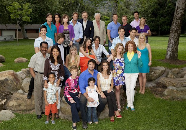"The cast of ""Days of Our Lives."""